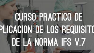 IFS V.7 Aplicación de los requisitos de la norma